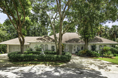 Ormond Beach Single Family Home For Sale: 1553 Poplar Drive