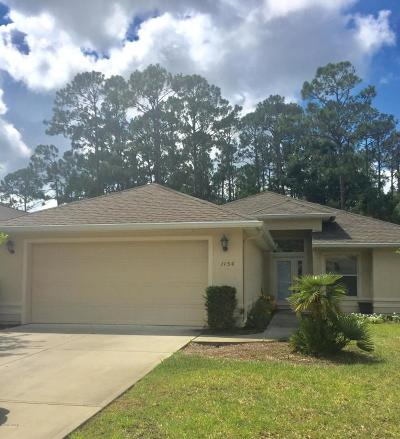 Ormond Beach Single Family Home For Sale: 1154 Kilkenny Lane