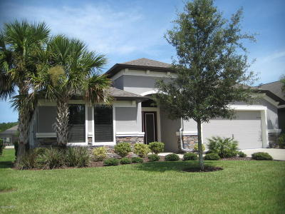 Plantation Bay Single Family Home For Sale: 672 Elk River Drive