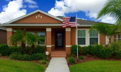Venetian Bay Single Family Home For Sale: 3327 Marsili Avenue