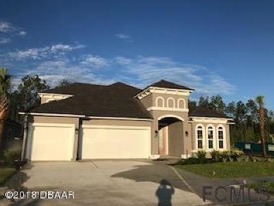 Ormond Beach Single Family Home For Sale: 226 Ashford Lakes Circle