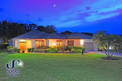 Spruce Creek Fly In Single Family Home For Sale: 3180 Royal Birkdale Way