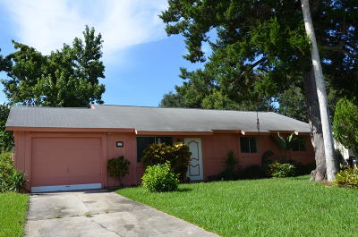 Ormond Beach FL Single Family Home For Sale: $167,000