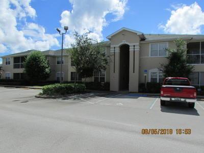 Port Orange Condo/Townhouse For Sale: 830 Airport Road #103