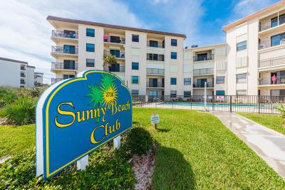 Ormond Beach Condo/Townhouse For Sale: 2730 Ocean Shore Boulevard #1070
