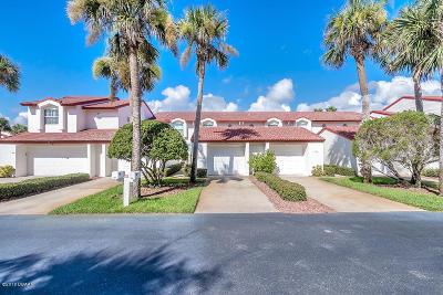 Daytona Beach Shores Attached For Sale: 246 Florida Shores Boulevard