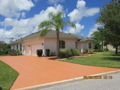 Ormond Beach Single Family Home For Sale: 66 Tomoka Ridge Way