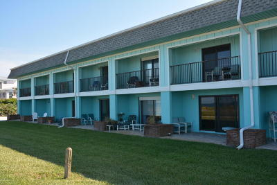 Flagler Beach Condo/Townhouse For Sale: 1770 N Central Avenue