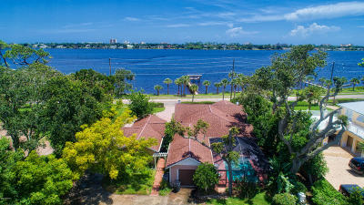 Ormond Beach Single Family Home For Sale: 282 S Beach Street