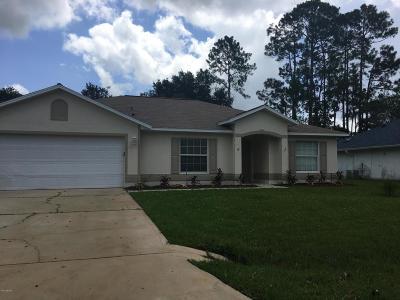 Palm Coast Single Family Home For Sale: 18 Woodstone Lane