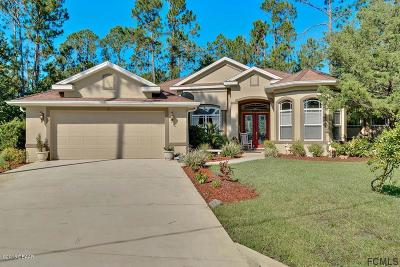 Palm Coast Single Family Home For Sale: 8 Edgely Place
