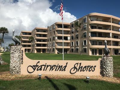 Ormond Beach Condo/Townhouse For Sale: 3360 Ocean Shore Boulevard #103