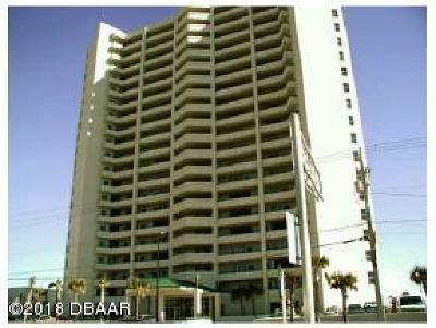 Daytona Beach Shores Condo/Townhouse For Sale: 3425 S Atlantic Avenue #505