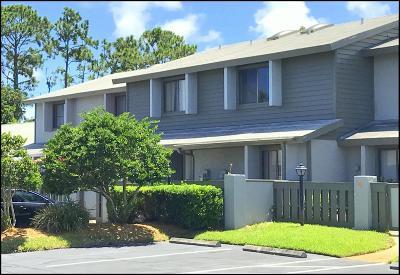Ormond Beach Condo/Townhouse For Sale: 251 Orange Grove Drive #6