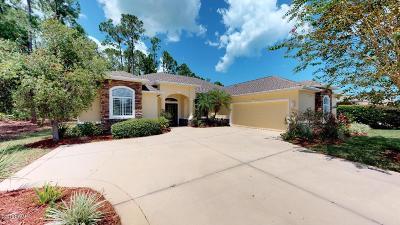 Palm Coast Single Family Home For Sale: 87 Fenimore Lane