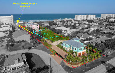 Ponce Inlet Residential Lots & Land For Sale: 37 Ponce Inlet Key Lane