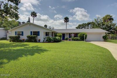 South Daytona Single Family Home For Sale: 811 Wells Drive