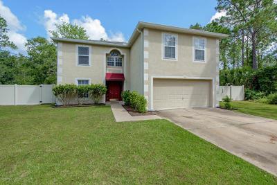 Palm Coast Single Family Home For Sale: 19 Slocum Path