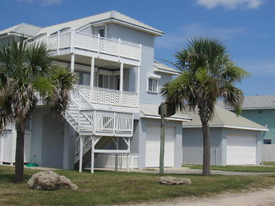 Flagler Beach Single Family Home For Sale: 1639 S Central Avenue
