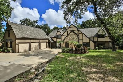 Trails Single Family Home For Sale: 101 Shady Branch Trail