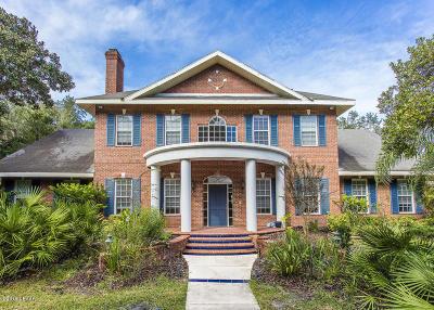 Port Orange Single Family Home For Sale: 6229 Coquina Circle
