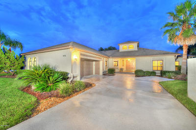 Spruce Creek Fly In Single Family Home For Sale: 3150 Doral Drive