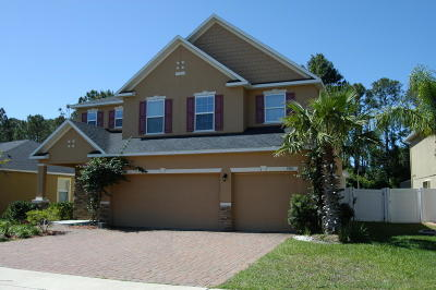 Port Orange Single Family Home For Sale: 3956 Sunset Cove Drive