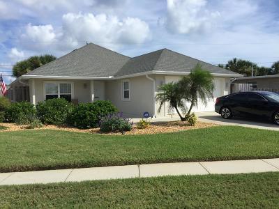 Ormond Beach Single Family Home For Sale: 25 Seabreeze Drive