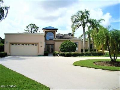 Plantation Bay Single Family Home For Sale: 45 Bay Pointe Drive