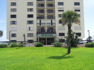 Ormond Beach Condo/Townhouse For Sale: 1513 Ocean Shore Boulevard #9E