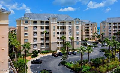 Palm Coast Condo/Townhouse For Sale: 400 Cinnamon Beach Way #335
