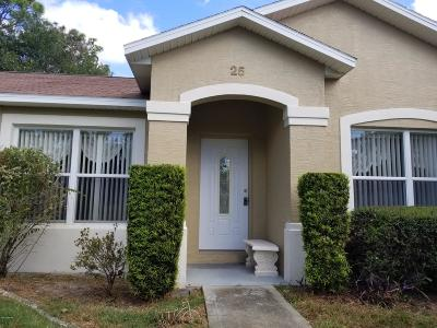 Palm Coast Single Family Home For Sale: 25 Paul Lane