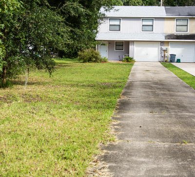 Port Orange Attached For Sale: 743 Old Sugar Mill Road