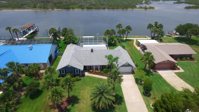 Flagler Beach Single Family Home For Sale: 228 Ocean Palm Drive
