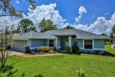 Port Orange Single Family Home For Sale: 4644 Secret River Trail