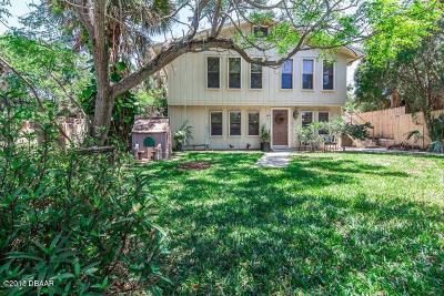 Daytona Beach Multi Family Home For Sale: 402 N Wild Olive Avenue