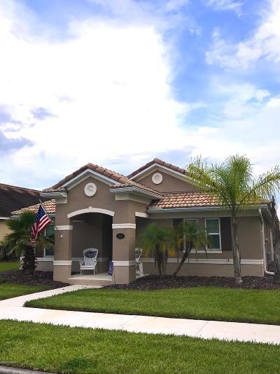 New Smyrna Beach Single Family Home For Sale: 3360 Pegaso Avenue