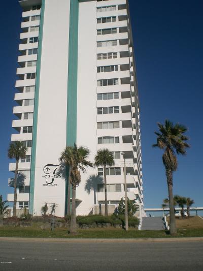 Daytona Beach Condo/Townhouse For Sale: 2800 N Atlantic Avenue #608