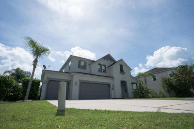Daytona Beach Single Family Home For Sale: 165 Springberry Court