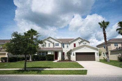 Daytona Beach Single Family Home For Sale: 432 Bayberry Lakes Boulevard
