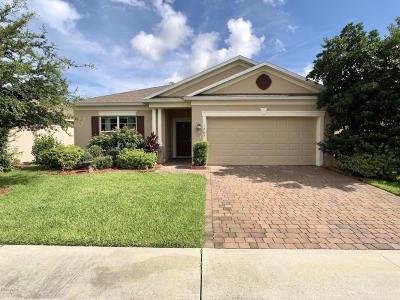 Port Orange Single Family Home For Sale: 1267 Conti Avenue