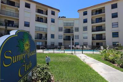 Ormond Beach Condo/Townhouse For Sale: 2730 Ocean Shore Boulevard #2040