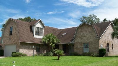 Ormond Beach Single Family Home For Sale: 3 Fox Hollow Drive