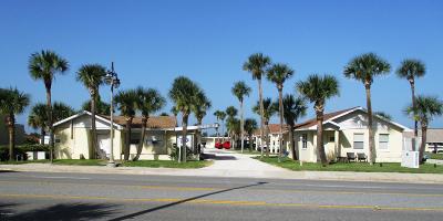Daytona Beach Shores Multi Family Home For Sale: 3150 S Atlantic Avenue