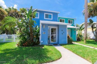 New Smyrna Beach Single Family Home For Sale: 4001 Saxon Drive
