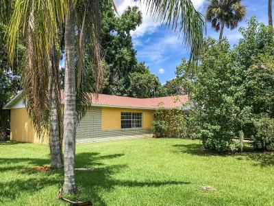 Ormond Beach FL Single Family Home For Sale: $195,000
