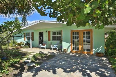New Smyrna Beach Single Family Home For Sale: 1219 Beacon Street