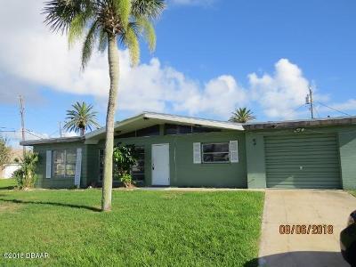 Port Orange Single Family Home For Sale: 206 S Venetian Way