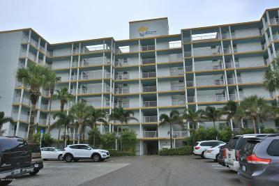 New Smyrna Beach Condo/Townhouse For Sale: 5203 S Atlantic Avenue #719B