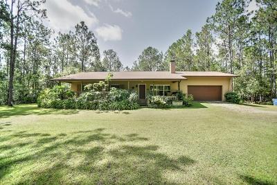 Ormond Beach FL Single Family Home For Sale: $274,000